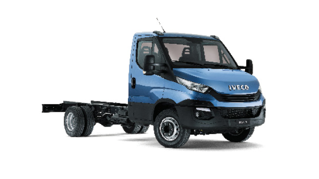 Iveco Daily Single Cab