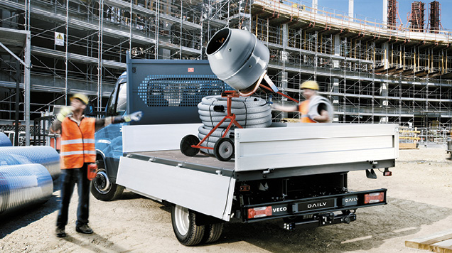 Iveco Daily Cab Applications