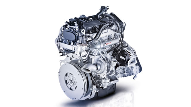 Iveco Daily Cab Engine