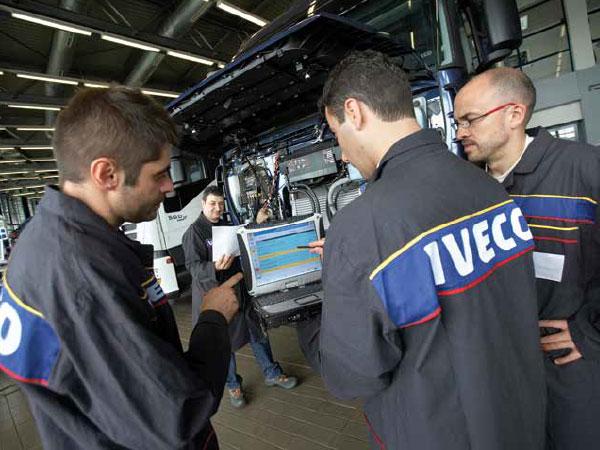Iveco Service Technicians
