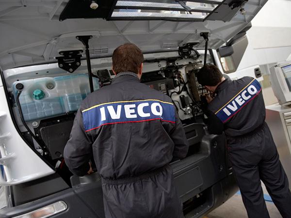 Iveco Warranty
