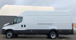 2019 Iveco DAILY 50C 17/18 DAILY VAN 50C17 DAILY 50C 17/18 Van