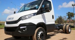 2019 Iveco DAILY 70C17 CAB CHASSIS DAILY 70C17 Light Commercial