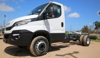 2019 Iveco DAILY 70C17 CAB CHASSIS DAILY 70C17 Light Commercial full