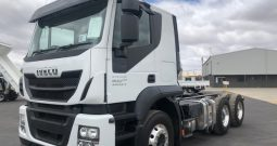 2019 Iveco Stralis AT500 STRALIS 500 EEV SERIES TWO Stralis AT500 Truck