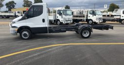 2016 Iveco Daily  C145 Cab Chassis Daily Truck