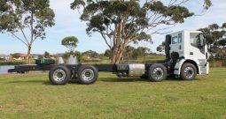 2020 Iveco AD460 X-Way 8×4 Rigid  Truck