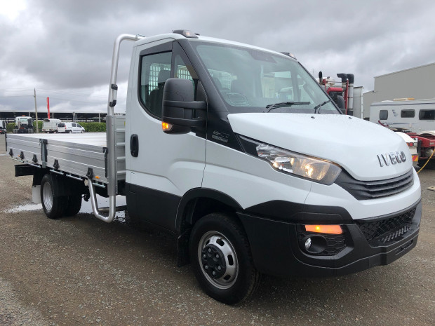 2020 Iveco Daily 45C17 Daily 45C17A Tradie Made Pack Daily 45C17 Truck full