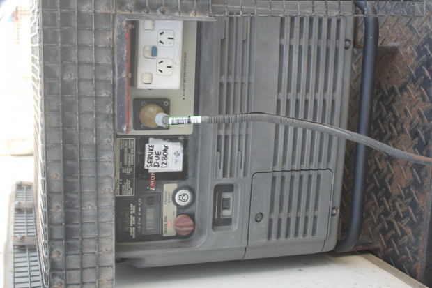 2009 Truck & Body Works Caravan SITE VAN **COMING SOON** Caravan Van full