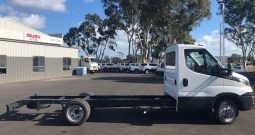2019 Iveco DAILY 50C17  CAB CHASSIS DAILY 50C17 Light Commercial