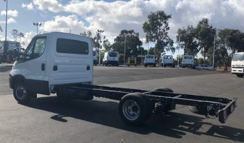 2019 Iveco DAILY 50C17  CAB CHASSIS DAILY 50C17 Light Commercial full