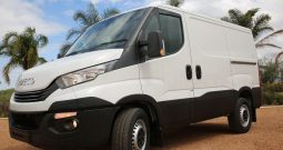 2018 Iveco 35S 13 DAILY 35S13A8 V 7.3 M3 35S 13 Van